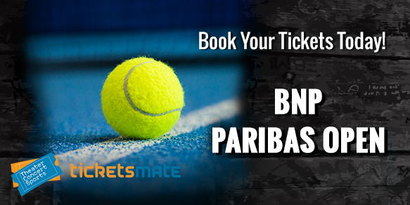 Bnp Paribas Open Season Tickets