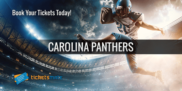 Carolina Panthers football tickets