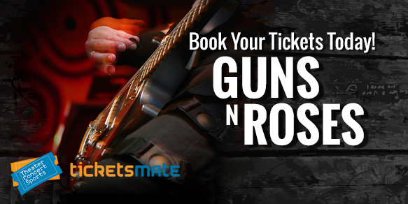 guns n roses events