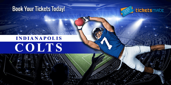 Indianapolis Colts season tickets