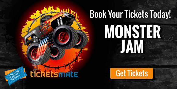 Monster Jam Tickets 2019