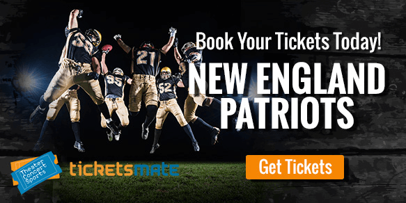 New England Patriots 2019 Tickets