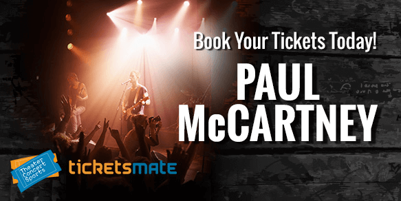 paul mccartney tickets for sale
