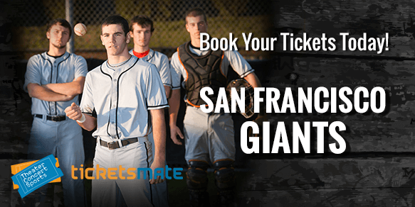 San Francisco Giants Season Tickets