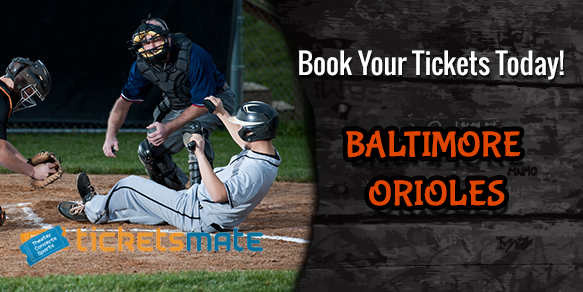Baltimore Orioles Season Tickets