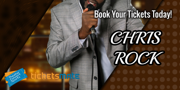 Chris Rock Tickets