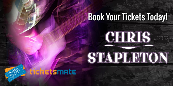 Chris Stapleton Concert Tickets