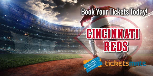 Cincinnati Reds Season Tickets