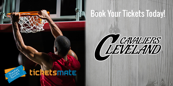 Cleveland Cavaliers Game Tickets