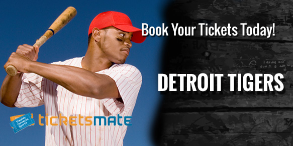 Detroit Tigers Season Tickets