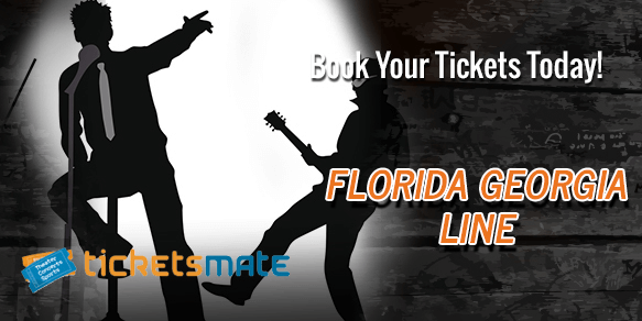 Florida Georgia Line Concert Tickets
