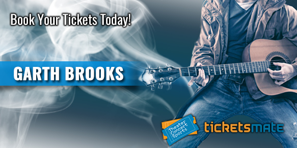 Garth Brooks Concert Tickets