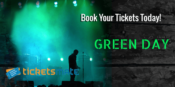 Green Day Tickets