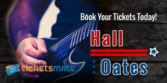 Hall Oates Concert Tickets