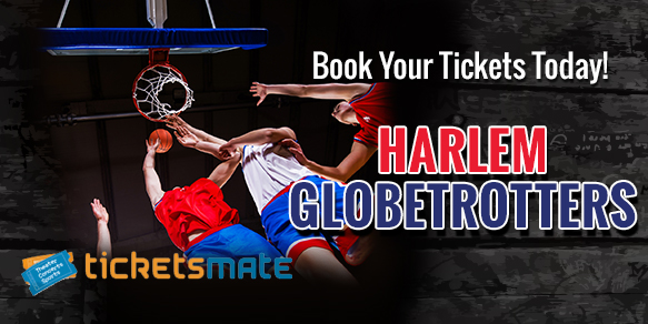 Harlem Globetrotters Season Tickets