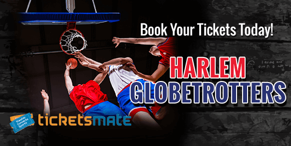 Harlem Globetrotters Tickets 2019
