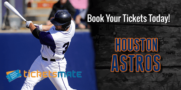 Houston Astros Season Tickets