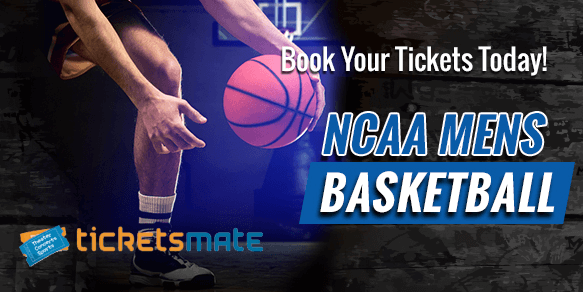 NCAA Mens Basketball Tournament Tickets