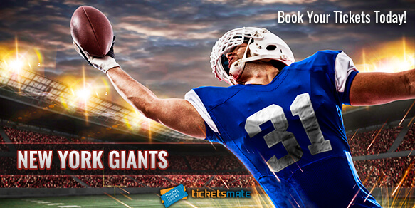 NY Giants Tickets