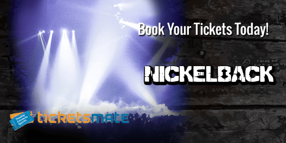 Nickelback Tickets