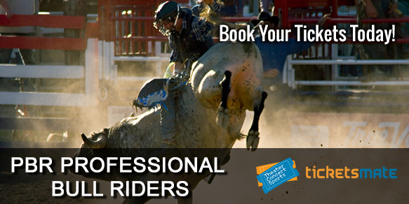 Pbr Professional Bull Riders Tickets