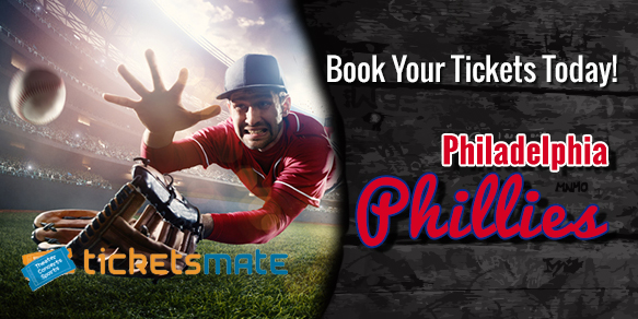 Philadelphia Phillies Season Tickets