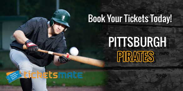 Pitsburgh Pirates Season Tickets