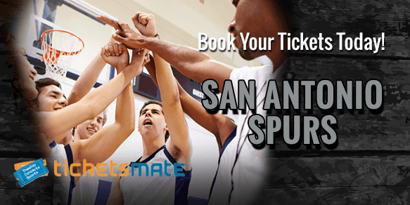 San Antonio Spurs Season Tickets