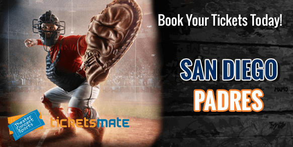 San Diego Padres Season Tickets