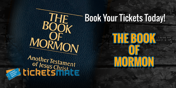book of mormon tickets tonight