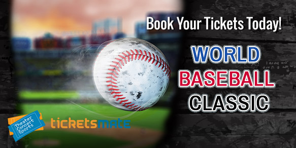 World Baseball Classic Tickets