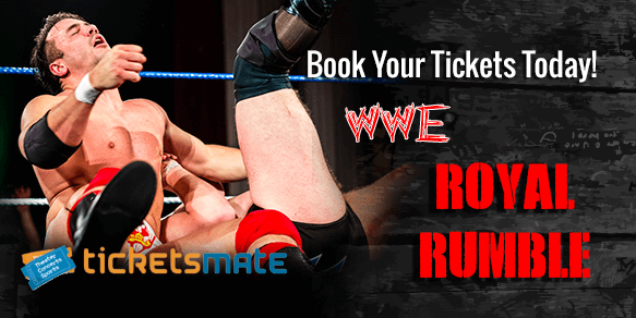WWE Royal Rumble Tickets