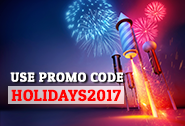 Holiday Events Promo Code