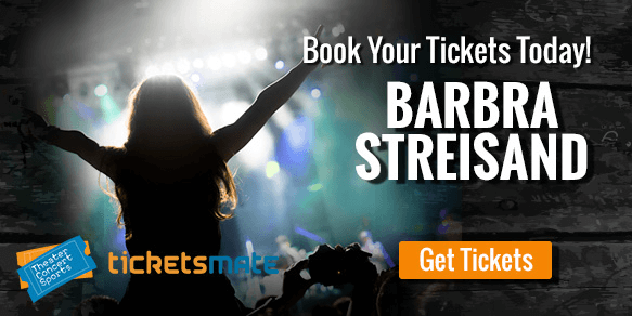 Barbra Streisand Tour 2020 Barbra Streisand Tickets   Barbra Streisand Tour Dates