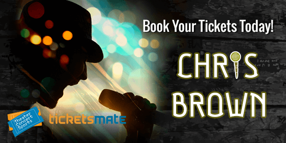 Chris Brown Tickets | IndiGOAT Tour