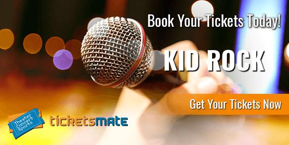 Kid Rock Tickets | American Rock n Roll Tour