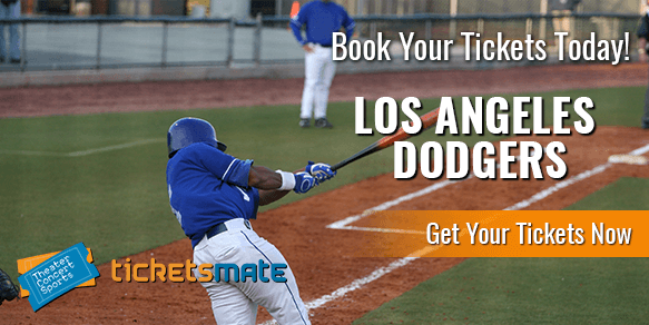 coupon code for dodger tickets