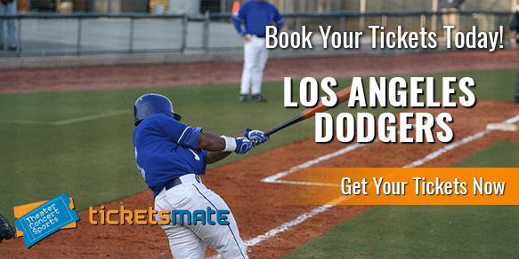 845a12180ea Los Angeles Dodgers Tickets
