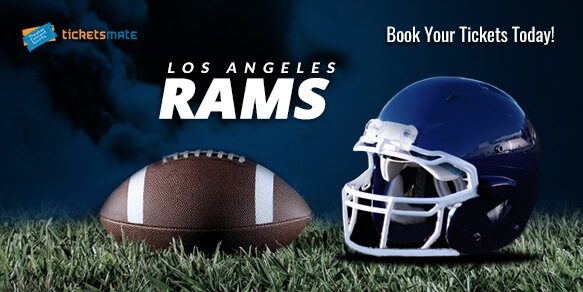 Buy Los Angeles Rams Tickets, 2019 Game Schedule  supplier