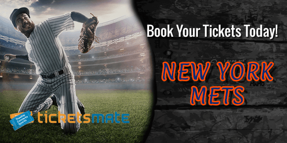 2f6629cc New York Mets Tickets, 2019 Games Schedule & Promo Codes