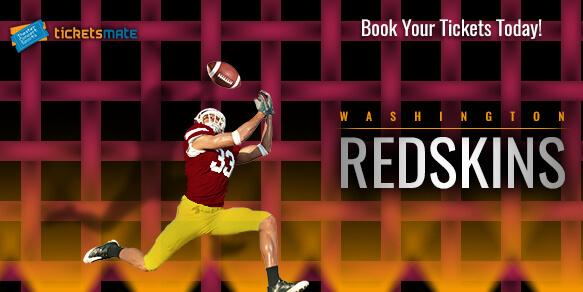 e43aa9d7 Buy Washington Redskins Football Tickets | Redskins Game Football ...