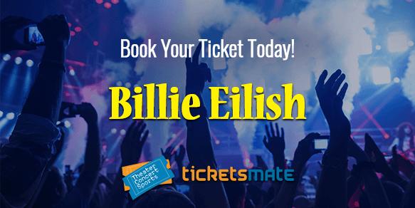 Billie Eilish Tickets 2020 Tour