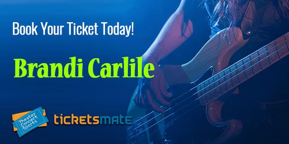 Brandi Carlile 2020 Tickets