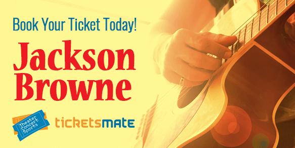 Jackson Browne Tickets