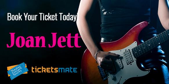 Joan Jett Tickets