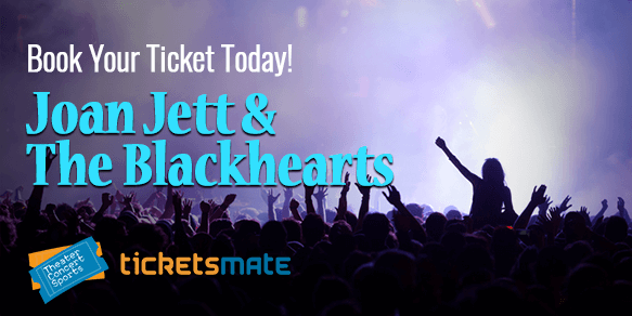 Joan Jett And The Blackhearts 2020 Tickets