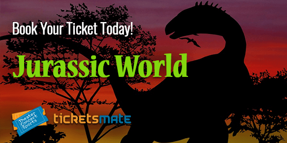 Jurassic World Tickets