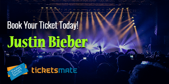 Justin Bieber 2020 Changes Tour Tickets