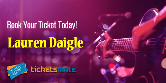 Lauren Daigle 2020 Tour Tickets