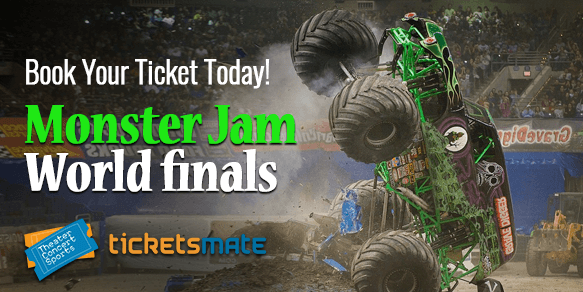 Monster Jam World Finals Tickets